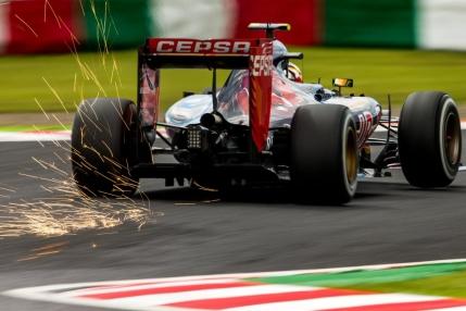 TUR cu TUR Formula 1, Marele Premiu al Japoniei