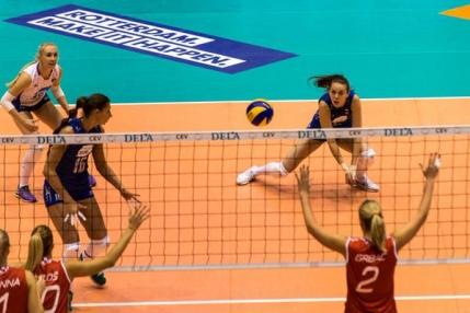 Romania pierde si ultimul meci in grupa la Campionatul European