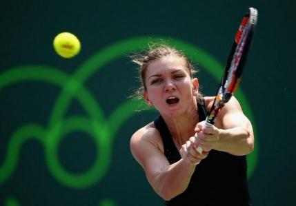 Simona Halep abandoneaza in primul tur la Beijing