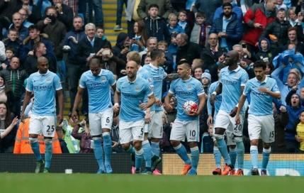 Sase goluri in 20 de minute pentru Manchester City. Nou record pentru Premier League