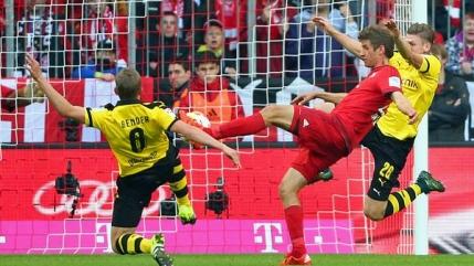 Bayern Munchen o demoleaza pe Borussia Dortmund in derby-ul Germaniei