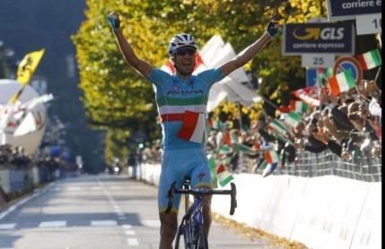 Vincenzo Nibali se impune in Turul Lombardiei. Eduard Grosu n-a ajuns la final
