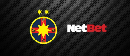 Steaua are un nou sponsor: NetBet