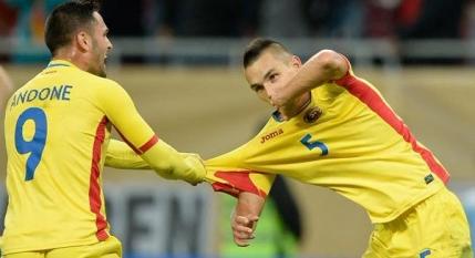 EURO 2016: Romania salveaza calificarea cu un gol in prelungiri