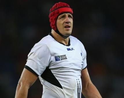 Mihai Macovei, capitanul Romaniei la rugby, suspendat pentru meciul cu Italia