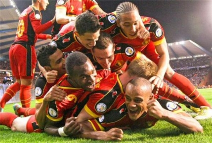 Belgia poate ajunge pe primul loc in clasamentul FIFA. Cat ar urca Romania