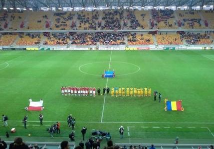Romania a remizat cu Polonia la tineret (Under 21)