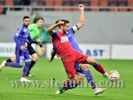Steaua completeaza careul de asi in Cupa Ligii