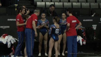 CM de Gimnastica: Romania si-a aflat adversarele pentru calificarea la Rio 2016