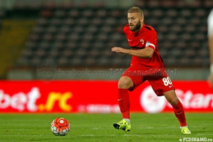 Dinamo evita prelungirile cu Pandurii si se califica in sferturile Cupei Romaniei