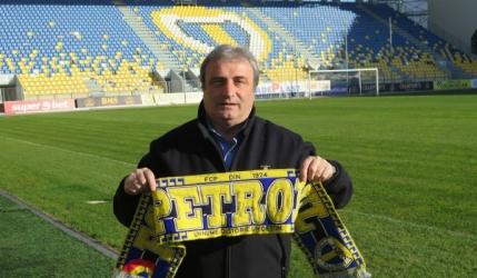 Mihai Stoichita a condus primul antrenament la Petrolul