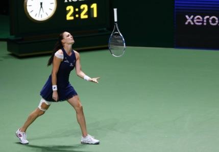Agnieszka Radwanska produce surpriza si ajunge in finala Turneului Campioanelor