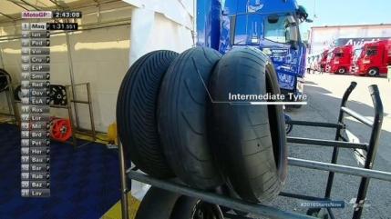 Bridgestone s-a retras din MotoGP. Noile pneuri Michelin testate la Valencia