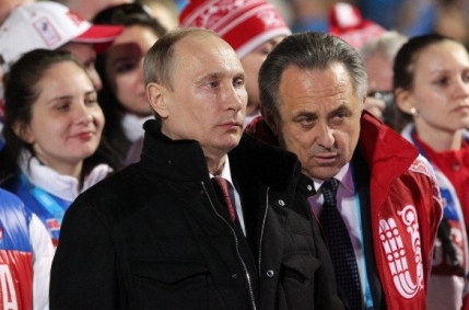 Putin se implica in scandalul de dopaj din Rusia