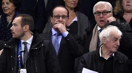 Explozii langa Stade de France si alte atentate in Paris. Bilant tragic: peste 100 de morti