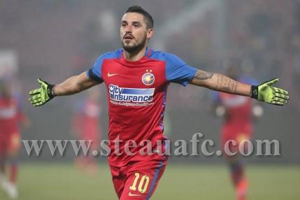 Steaua, victorie la limita in amicalul de la Pitesti