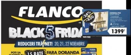 Incep smecheriile de Black Friday: Flanco da startul promotiilor false cu un PS4