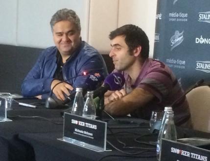Ronnie O'Sullivan isi relanseaza cariera la Bucuresti