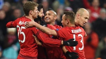Bayern Munchen face scor cu Olympiakos. Cei de la Arsenal mai spera intr-o minune
