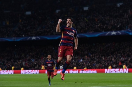 Luis Suarez i-a depasit pe Romario si Maradona