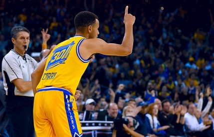 Golden State Warriors a intrat in istoria NBA (video)