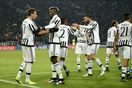 Juventus invinge Manchester City si obtine calificarea in optimi