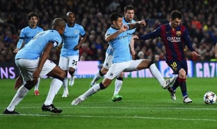 Messi ofertat de Manchester City cu un salariu colosal