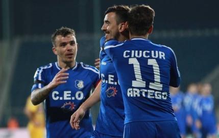 Pandurii pe doi in campionat dupa victoria cu Concordia Chiajna