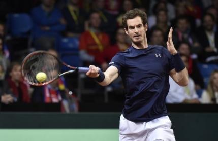 Cupa Davis: Egalitate intre Belgia si Marea Britanie dupa prima zi