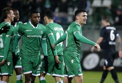 Claudiu Keseru de neoprit in Bulgaria. Gol si pasa de gol la Ludogoret