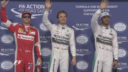 Nico Rosberg, pole position in Abu Dhabi la ultima cursa a sezonului