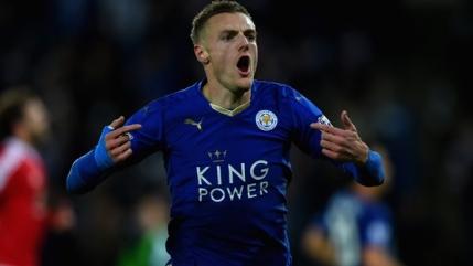 Record in Premier League. 11 meciuri cu gol pentru Jamie Vardy de la revelatia Leicester