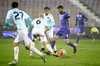 ACS Poli Timisoara castiga pe teren propriu cu ASA Tg.Mures. Vicecampioana se clatina la limita playoff-ului