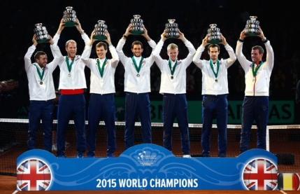 Cupa Davis: Andy Murray aduce salatiera de argint pentru Marea Britanie