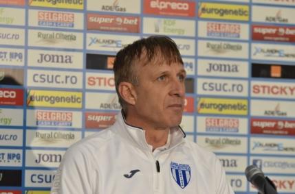 Emil Sandoi: Vantul ne-a scos mingea din poarta