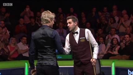 Robertson l-a demolat pe Selby in semifinalele Campionatului Regatului Unit