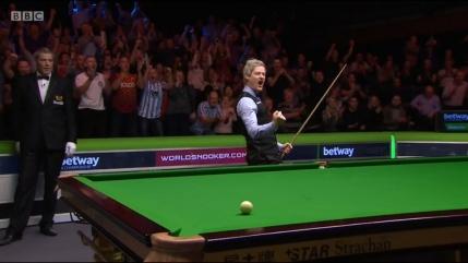 Break maxim de 147 reusit de Neil Robertson in finala Campionatului Regatului Unit