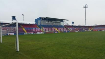 ASA Tg.Mures revine pe stadionul propriu