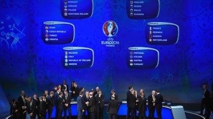 Programul complet al EURO 2016. Cu cine poate juca Romania, daca trece de grupe