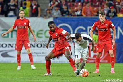 Dinamo elimina Astra in sferturile Cupei Romaniei