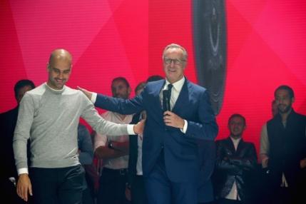 Guardiola anuntase de doua saptamani ca pleaca de la Bayern