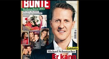 Presa germana sustine ca Schumacher poate sa mearga