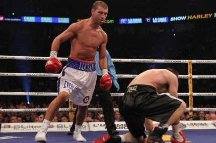 Lucian Bute a anuntat cand revine in ring