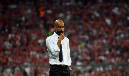 Guardiola nu s-a decis pe cine va antrena in Anglia