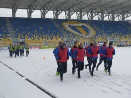 Petrolul, prima echipa din Liga 1 revenita la pregatiri
