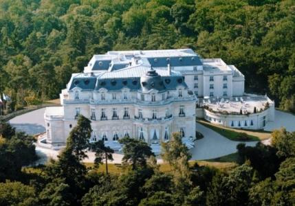 Tricolorii vor fi cazati la EURO 2016 intr-un vechi castel devenit hotel de 5 stele