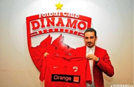 Dinamo l-a luat pe Hanca de la ASA