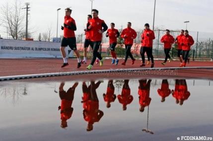 Dinamo si-a reluat pregatirile. Cum arata lotul dupa vacanta