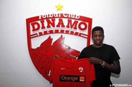 Camerunez cu meciuri in La Liga ajunge la Dinamo