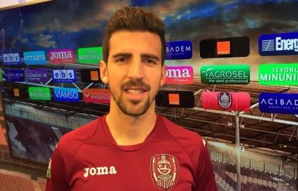 CFR Cluj a transferat un fost jucator de la Deportivo La Coruna